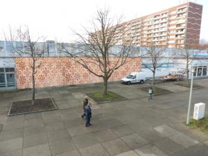 Folke Köbberling, Fassade, Montage