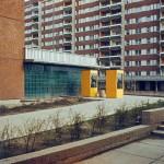 Wohngebietszentrum, 1986, Nachweis: © Harald Kirschner